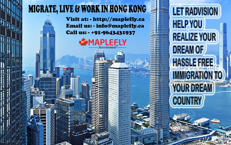 Hong Kong work Visa